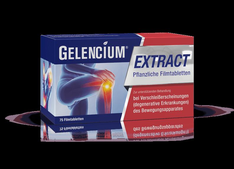 GELENCIUM EXTRACT 75er Packung