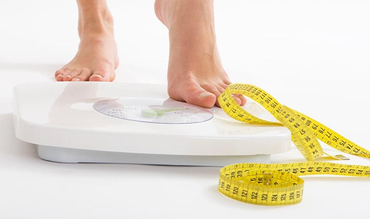 Körpergewicht Waage